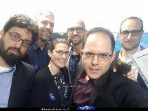 הדר ויסמן שמחוני וניר הירשמן, מועמדי הליכודניקים החדשים לבחירות המקדימות לרשימת הליכוד לכנסת | עיבוד צילום: שולי סונגו